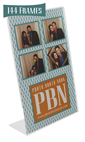 144 pack of 4''x6'' Vertical Acrylic Picture Frames, Sign Holders, Wholesale by Photo Booth Nook