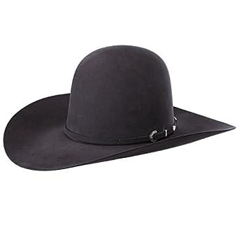 1b0f90468fe03 NRS American Hat Company Mens 40X Open Crown 4 1 4 Brim Felt Cowboy Hat