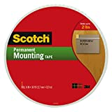 Scotch Indoor Mounting Tape, 3/4-inch x