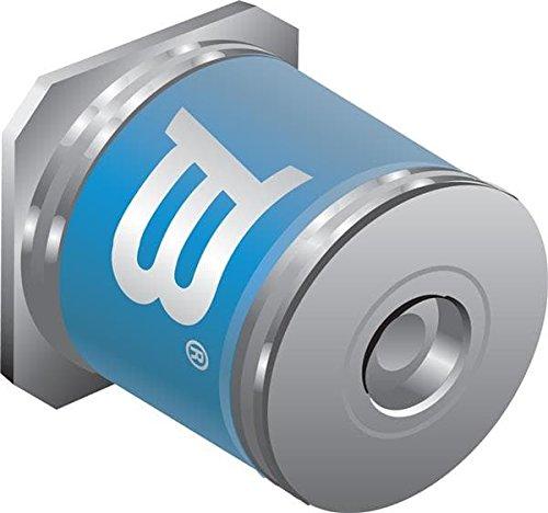 Gas Discharge Tubes - GDTs / Gas Plasma Arrestors Sparkover100V/s 600V Miniature 2 Pole (100 pieces)