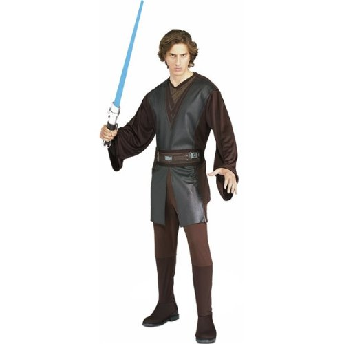 Anakin Skywalker Adult Costume - X-Large -