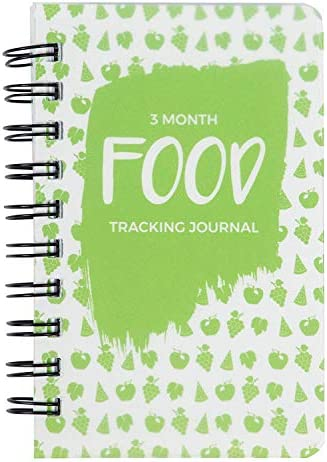 Paper Junkie 3 Pack 90 Day Meal Tracker Pocket Food Journal for Diet, Calorie Counting, Weight Loss, 5 x 3.5 Inches 6