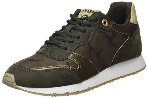 C42662 MTNG 69128 Suave Femme Sneakers Kaky Basses Vert BzB0wrqU