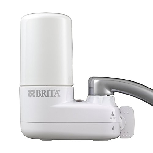 Brita On Tap Root Water Faucet Filtration System (Fits Standard Faucets Only) - White