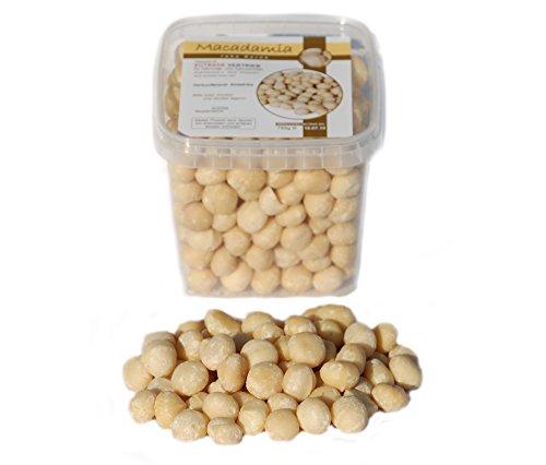 Macadamia -Kerne roh, unbehandelt 500g