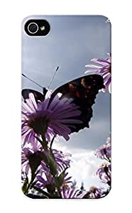 Iphone 4/4s Cover Case Diushoujuan Design - Eco-friendly Packaging(animal Butterfly)