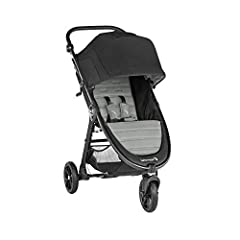 The Baby Jogger City Mini GT2 Stroller has an all new design with forever air rubber tires and all wheel suspension, providing uncompromised agility on any terrain. The signature one hand compact fold, adjustable handlebar, and hand operated ...