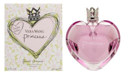 Vera Wang Fragrances Vera Wang Flower Princess By Vera Wang Fragrances For Women. Eau De Toilette Spray 1.7-Ounces