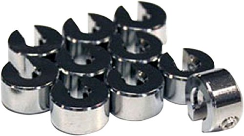 Nomar Tire (No-Mar Spoke Wheel Weights - 1/4oz. WTSPK10CH25)