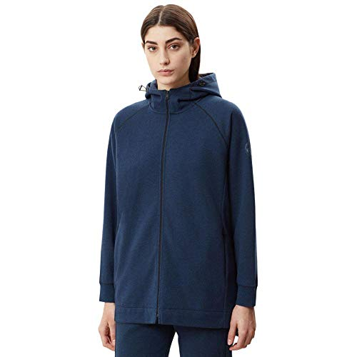 Napapijri Long Hoodies Blue Balme And Marine Sweatshirts Ss Female Xl 7HqIr7Oxw