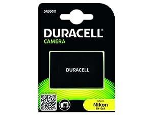 Duracell DR9900 - Batería para cámara digital 7.4 V, 1050 mAh (reemplaza batería original de Nikon EN-EL9)
