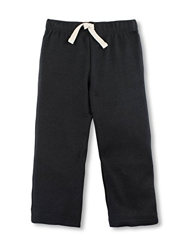 Organic Baby Yoga Pants (Colored Organics Baby Organic Yoga Pants 3-6 Months Black)
