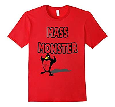 Bodybuilding Mass Monster T Shirt
