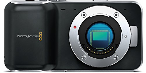 Blackmagic Pocket Cinema Camera with Micro Four Thirds Lens Mount from Blackmagic Design
