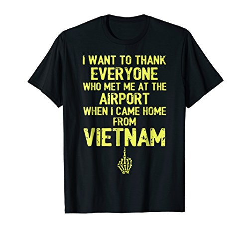 Mens Veteran Vietnam T-shirt XL - Vietnam T Shirt