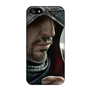Xjs2052hqCW Case Cover Assassins Creed Revelations 5672 Iphone 5/5s Protective Case