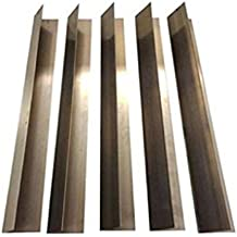 USA Premium Store Long Lasting Stainless Steel Flavorizer Bars fits Weber Grills (Pack of 5)