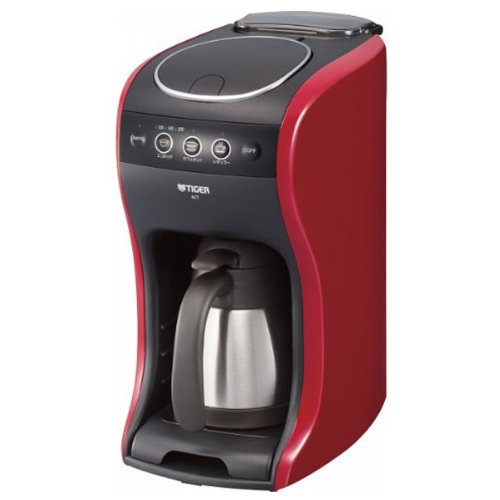 Tiger CAF Vallier Cafe Coffee Makeract- A040 Red ACT-A040-R