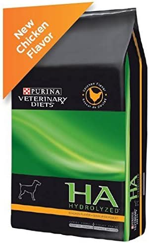 Purina Veterinary Diets HA Hydrolyzed Canine – Chicken Flavor – 6lb