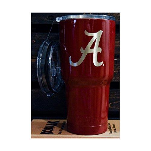Kodiak Alabama Engraved Football Tumbler product image
