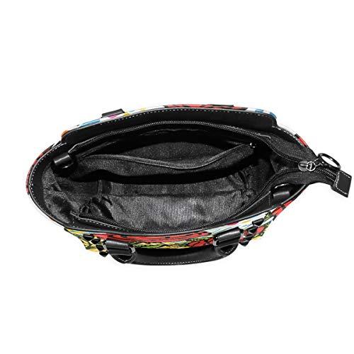 l'épaule pour DragonSwordlinsu multicolore à femme Medium Sac à porter pvHqYzwH