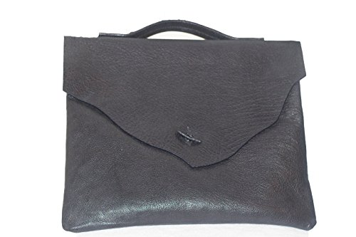 Male , Borsa Messenger  nero Black large