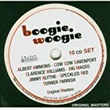 Boogie Woogie (10 Cd Box Set) 200 Songs- Original Masters