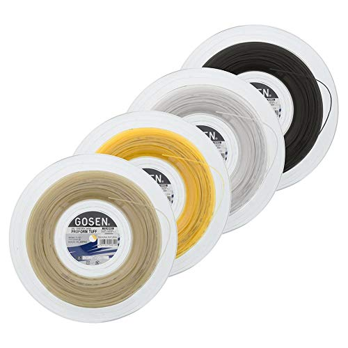 - Gosen ProForm Tuff Series (Opic Yellow, Reel 15L)