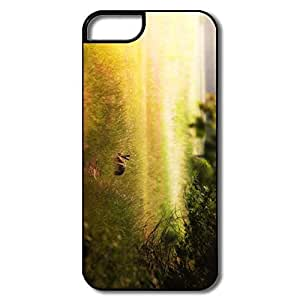 Case For Samsung Galaxy S5 Cover, Hare Glade White/black Protector Case For Samsung Galaxy S5 Cover