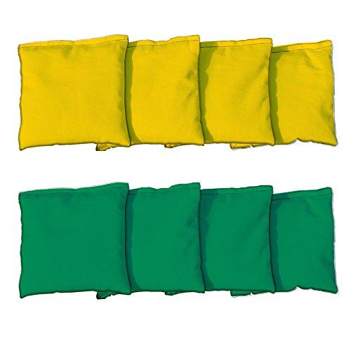 Price comparison product image Standard Bags Color: Yellow and Kelly Green