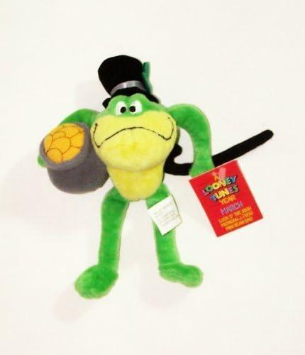 Looney Tunes Year Frog Mini Bean Bag March Michigan J