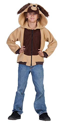 RG Costumes 40509-S Funsies' Devin The Dog Hoodie, Child Small/Size 4-6 -