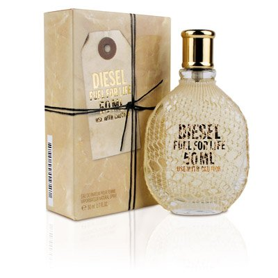 Price comparison product image DIESEL FUEL FOR LIFE by Diesel Perfume for Women (EAU DE PARFUM SPRAY 1.7 OZ)