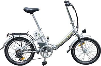 Lynx LPX – Electric bicicleta plegable – aluminio ligero marco plegable – 50,8 cm