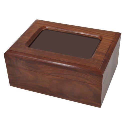 Custom Wooden Memory Chest Pet Urn (Urn Chest)