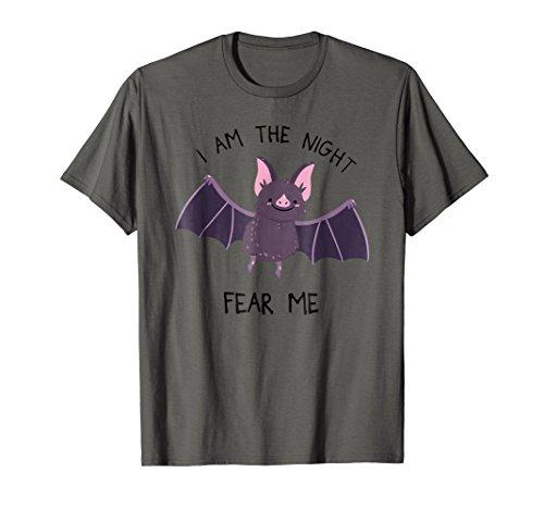 I'm The Night - Fear Me Cute Bat T-Shirt -
