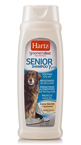 Hartz Groomer's Best Senior Dog Shampoo