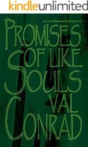 Promises of Like Souls (A Julie Madigan Thriller Book 3)
