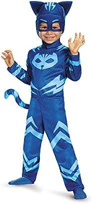 Catboy Classic Toddler PJ Masks Costume, Large/4-6