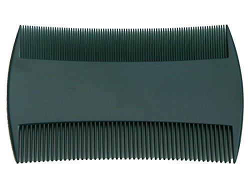 Lice Comb Fine Tooth Plastic Nit Comb (4 Pack, (Nit Comb)