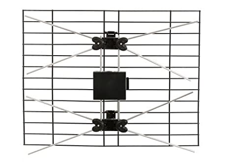 Review Indoor Outdoor TV Antenna