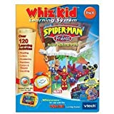 V Tech - Whiz Kid CD- Spider-Man & Friends