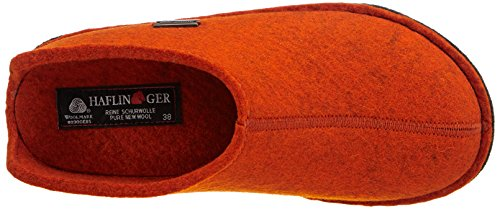 Scarpe Casa 243 Donne Smily Arancione Bassa Haflinger Sfoderato Delle rost x6IRqv