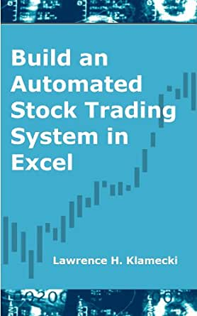 Build an automated trading system in excel