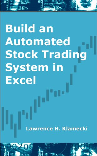 amazon com build an automated stock trading system in excel ebook