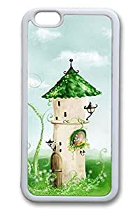 Beautiful Illustrations 2 Slim Soft Cover for iPhone 6 Case (4.7 inch) TPU White Cases