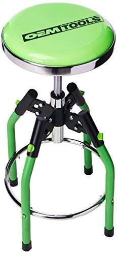 (OEMTOOLS 24912 Adjustable Hydraulic Shop Stool)