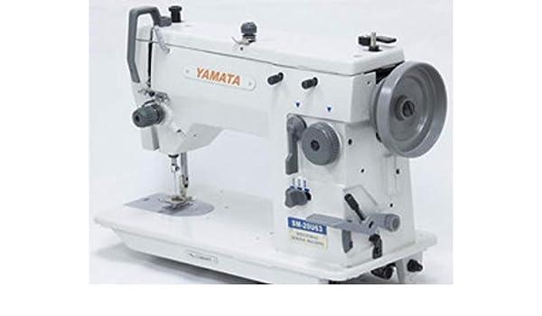 Amazon com: Yamata Industrial Sewing Machine 20u Zig Zag