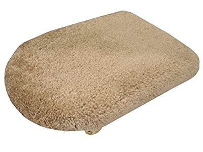 Rehabilitation Advantage Soft Carpeted Single Scooter Board