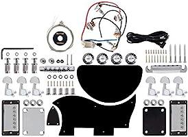 Rocktile 38310 - Kit de montaje para guitarra eléctrica, estilo ...